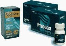 rogaine propecia results vs